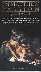 St Matthew's Passion [VHS] [Import]