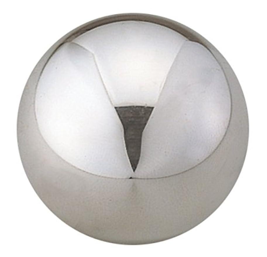 送信するバナーリビングルームクローム鋼球 CR-1.5 /5-3486-09