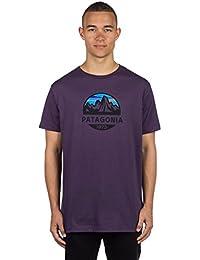 (パタゴニア)patagonia M's Fitz Roy Scope Organic T-Shirt メンズ・フィッツロイ・スコープ・オーガニック・Tシャツ 39144