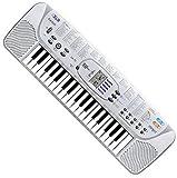 CASIO ミニ電子キーボード 37ミニ鍵タイプ SA-75