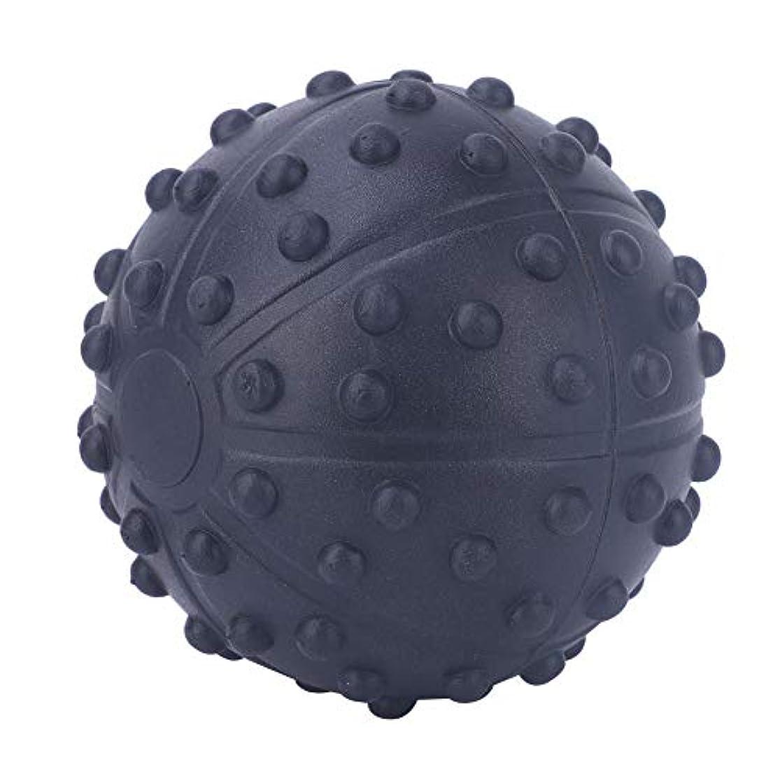 困難リズム裁判所深いティッシュヨガの筋膜の球、ヨガの疲労筋肉は筋肉救済、背部、首および足のマッサージャーのためのスポーツの球を取り除きます