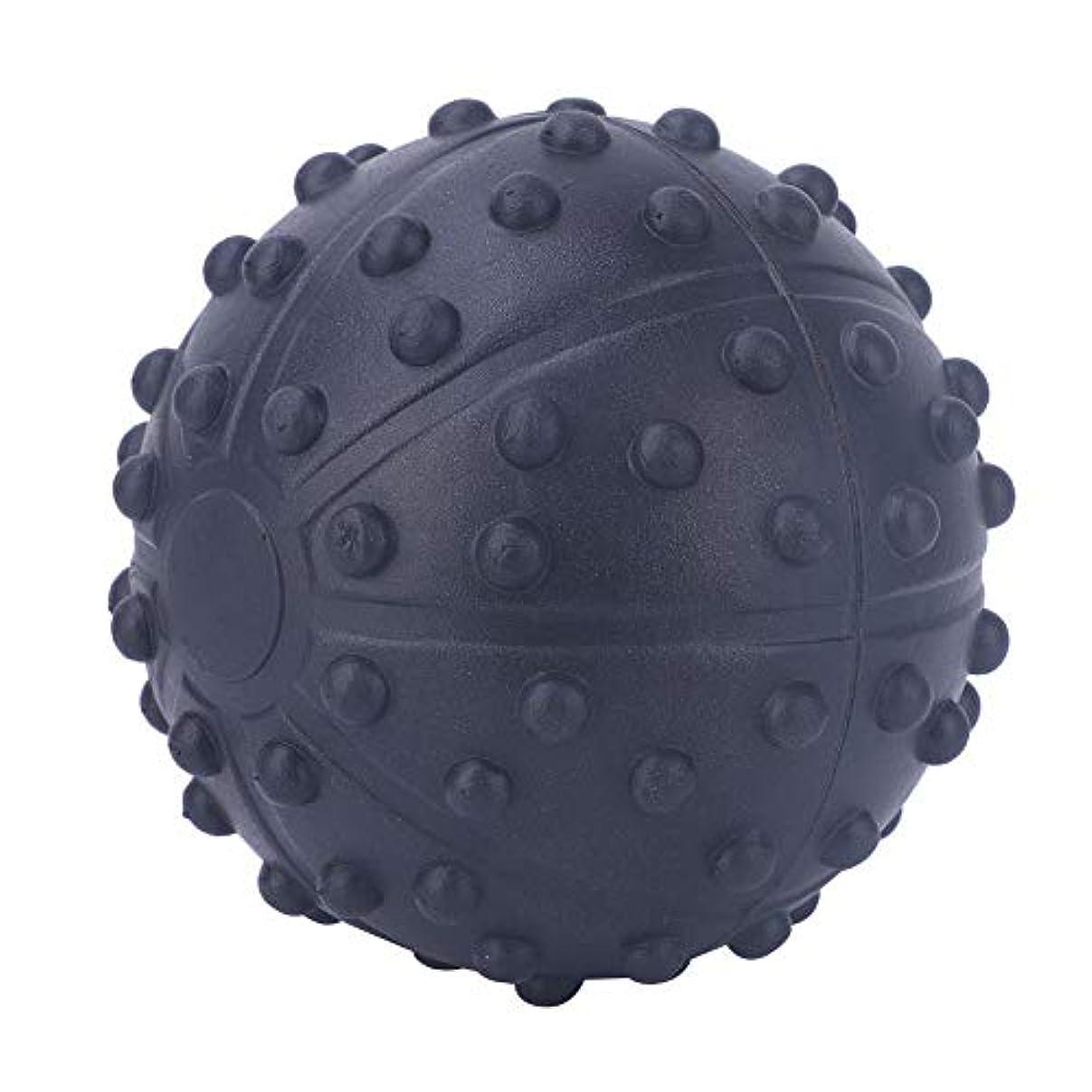 アクセスできない嫌なカール深いティッシュヨガの筋膜の球、ヨガの疲労筋肉は筋肉救済、背部、首および足のマッサージャーのためのスポーツの球を取り除きます