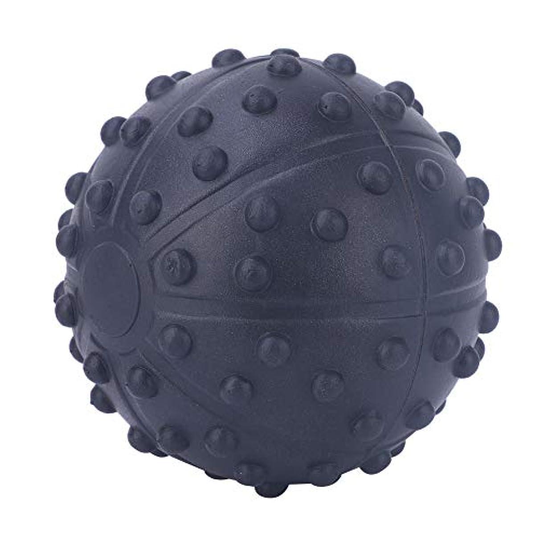 出演者ベット窒息させる深いティッシュヨガの筋膜の球、ヨガの疲労筋肉は筋肉救済、背部、首および足のマッサージャーのためのスポーツの球を取り除きます