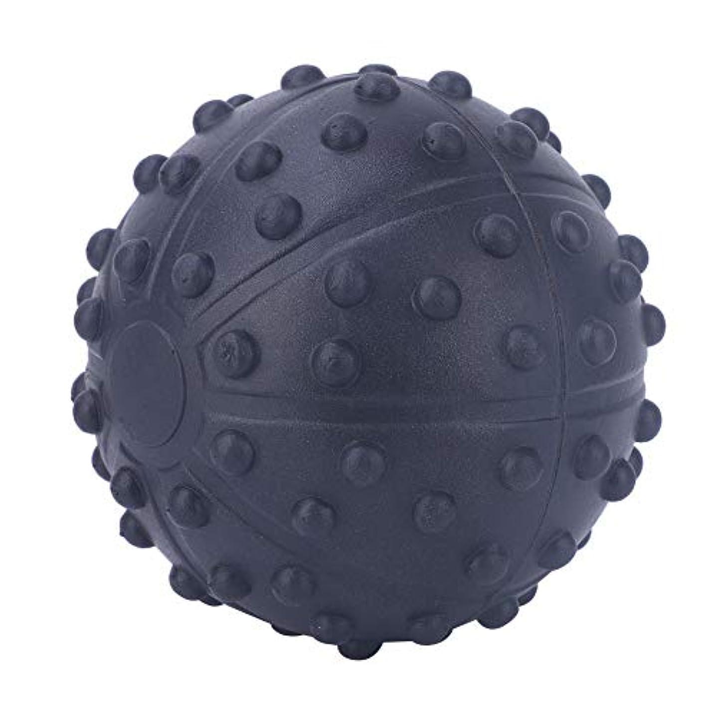 対けがをする内訳深いティッシュヨガの筋膜の球、ヨガの疲労筋肉は筋肉救済、背部、首および足のマッサージャーのためのスポーツの球を取り除きます