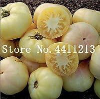 SEEDS:100個レア輸入虹トマト盆栽フルーツ& 15:野菜非GMO鉢植えは、95%の発芽率を植物