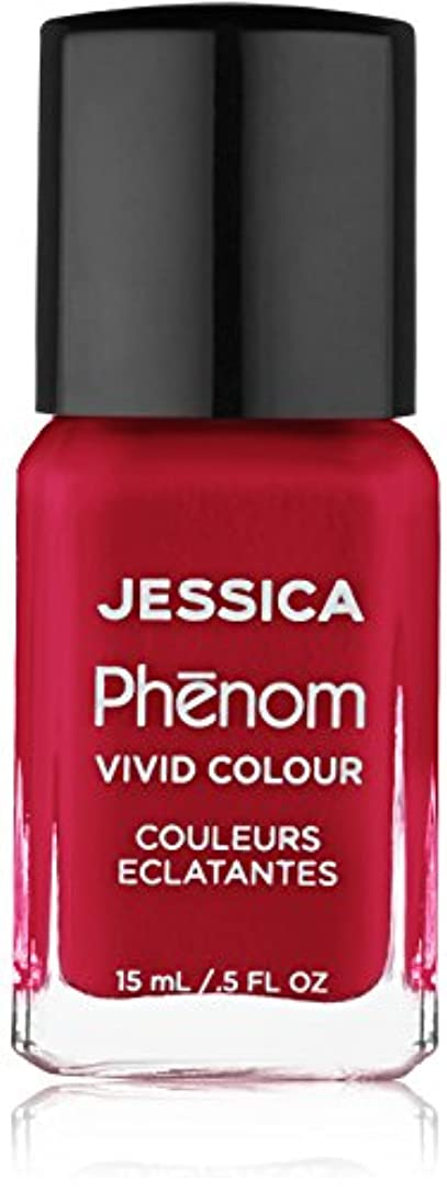 Jessica Phenom Nail Lacquer - Parisian Passion - 15ml / 0.5oz