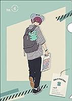 クールドジ男子 クリアファイル(こぐまランド) 四季蒼真