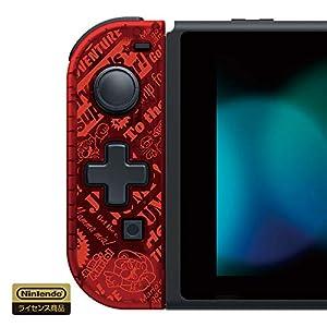【任天堂ライセンス商品】携帯モード専用 十字コン(L) for Nintendo Switch スーパーマリオ【Nintendo Switch対応】