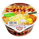 日清 チキンラーメン どんぶりミニ 12個入×3ケース36個)
