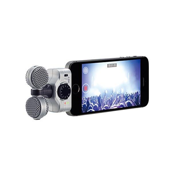 ZOOM ズーム MSステレオマイクロフォン...の紹介画像11
