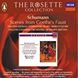 Schumann: Scenes from Faust