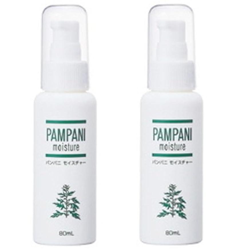 パンパニ(PAMPANI) モイスチャー 80ml× 2本組