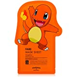 (3 Pack) TONYMOLY x Pokemon Charmander/Fairi Mask Sheet (並行輸入品)