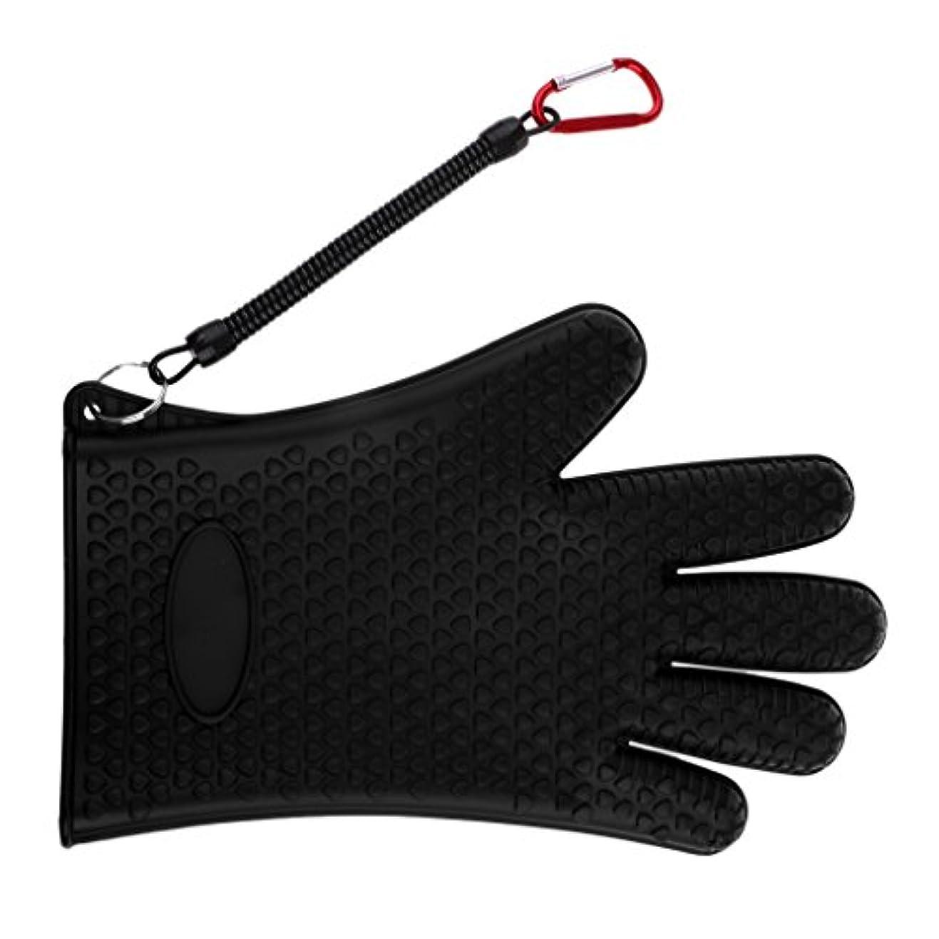 役に立たない医療の上げるBaoblaze 釣り用手袋 グローブ バックル付き 滑り止め 耐熱 手保護具