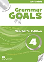 American Grammar Goals Level 4 Teacher's Book Pack