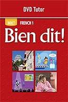 Bien Dit Level 1, Grade 9 Dvd Tutor: Holt Bien Dit!