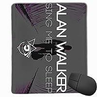 AIFONG 3D柄プリント アラン ウォーカー Alan Walker マウスパッド ゲーミング おしゃれ ゲーミン コンピュータ マウスパッド カスタマイズ Mouse Pad アクセサリ 防水 滑り止め
