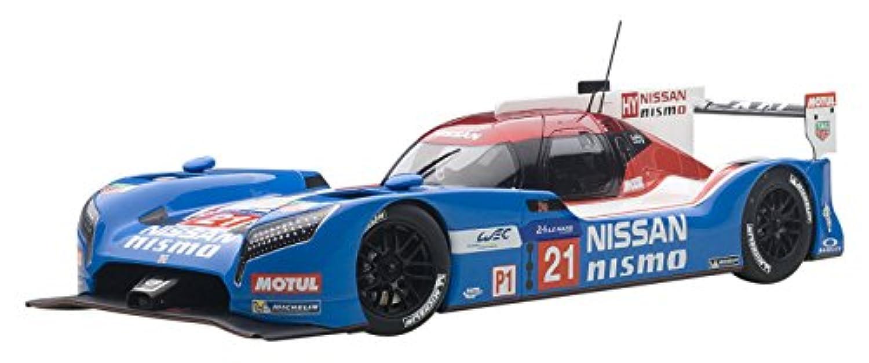 AUTOart 1/18 日産 GT-R LM NISMO 2015 #21 (ル?マン24時間レース) 完成品
