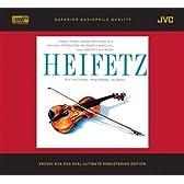 ツィゴイネルワイゼン&序奏とロンド・カプリチオーソ~ハイフェッツ・ヴィルトゥオーゾ名演集(XRCD)