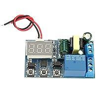 サイクルタイマーリレー多機能オートメーションコントロールスイッチリレーモジュール産業用電気アクセサリー