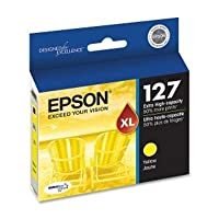 Epson America t127420イエローDURABriteインク