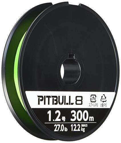 ピットブル 8 1.2号 300m PL-M78S