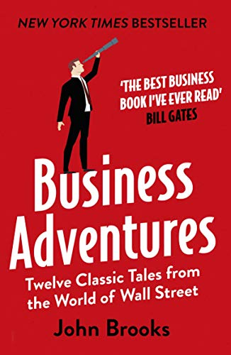 Open Road Media NEWYORK TIMES BEST SELLER『Business Adventures:Twelve Classic Tales from the World of Wall Street』