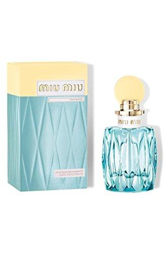 Miu Miu L'Eau Bleue (ミュウミュウ ロー ブルー) 1.7 oz (50ml) EDP Spray for Women