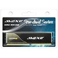 Avexir avd2u08000502g-1sw標準シリーズ2GB 240- pin ddr2800MHz非ECCデスクトップメモリモジュール