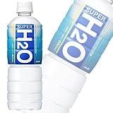 アサヒ スーパーH2O ペット600ml1箱24本
