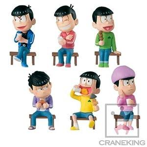 おそ松さん ワールドコレクタブルフィギュア チビ太のおでん 全6種セット