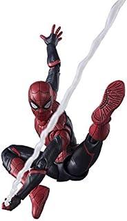 S.H.フィギュアーツ スパイダーマン アップグレードスーツ (スパイダーマン:ファー・フロム・ホーム) 約150mm ABS&PVC製 塗装済み可動フ