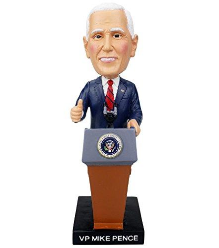 共和党 バイス 大統領マイクペンス コレクター用 8インチ ボブルヘッド