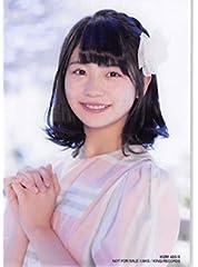 【小畑優奈】 公式生写真 AKB48 願いごとの持ち腐れ 通常盤封入特典 前触れVer.
