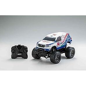 R/C G-DRIVE ECOプラス トヨタランドクルーザー200ダカールラリー2016優勝車両
