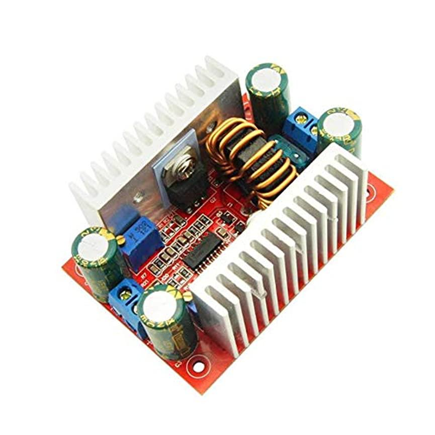 スクリューカラス特殊JanusSaja  400W DC-DC昇圧電源コンバータ定電流電源モジュールLEDドライバ