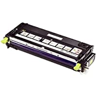 Dell G909C Yellow Toner Cartridge for Dell 3130CN Printer - NEW - G909C by Dell
