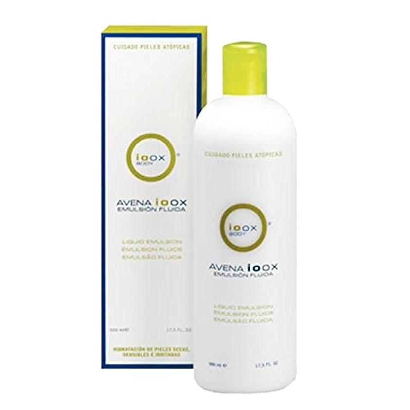 Ioox Avena Emulsion 500ml [並行輸入品]