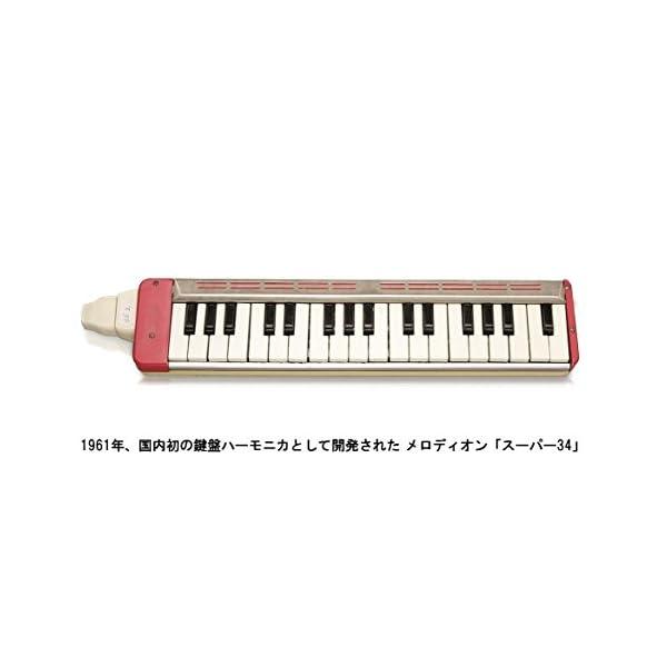SUZUKI スズキ 鍵盤ハーモニカ メロデ...の紹介画像10