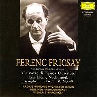 モーツァルト:交響曲第39番、第40番