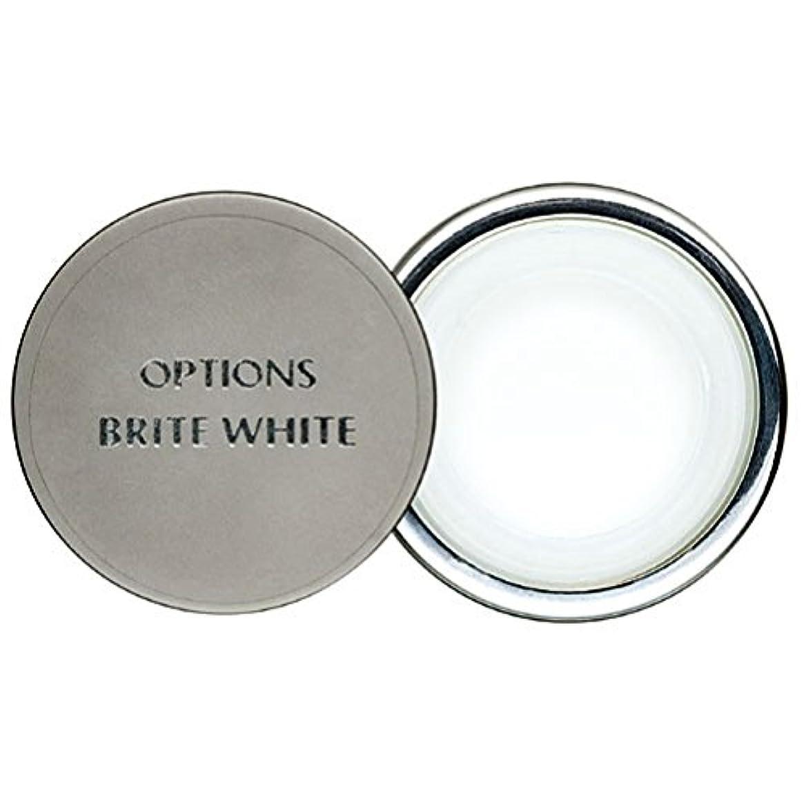 毎回法的聖なるオプションズブライトホワイト 15g