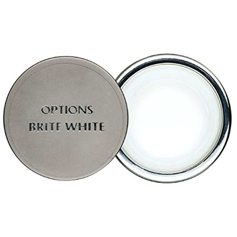 酒明るくする蒸留するオプションズブライトホワイト 15g
