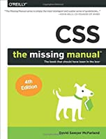 CSS: The Missing Manual by David Sawyer McFarland(2015-08-30)