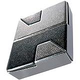 Mysterious cube 神秘的なキューブ魔法の金のおもちゃの復号化のギフトはパズルギフトの高いIQの挑戦のロックを解除します