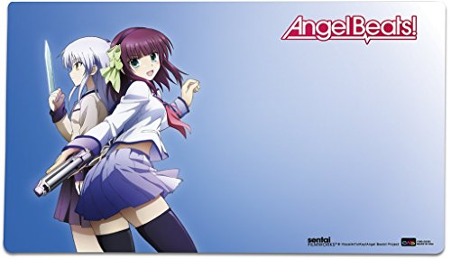 Angel Beats : DuoマウスパッドPlaymat ( 24
