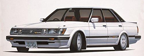 フジミ模型 1/24 インチアップシリーズ No.176 トヨタ マークII 2.0 ツインターボ GX71 プラモデル ID176
