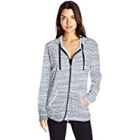 Hanes Women's French Terry Full-Zip Hoodie