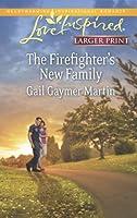 The Firefighter's New Family (Love Inspired LP) [並行輸入品]