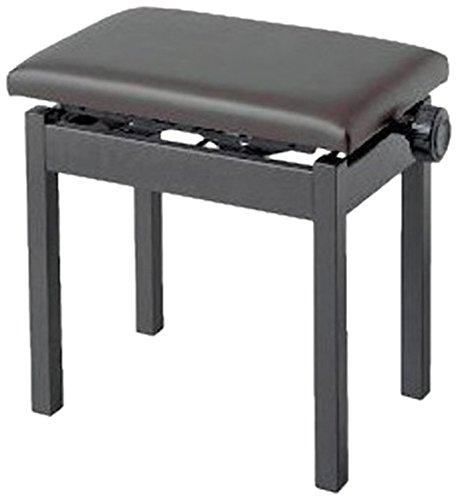 KORG ピアノ椅子 PC-300BK ブラック