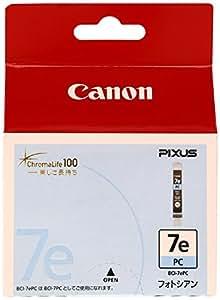 Canon 純正インクカートリッジ BCI-7e フォトシアン BCI-7EPC